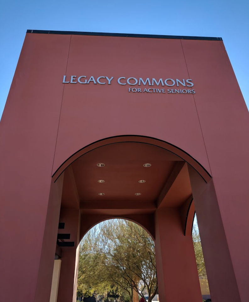 Legacy Commons Resource Fair