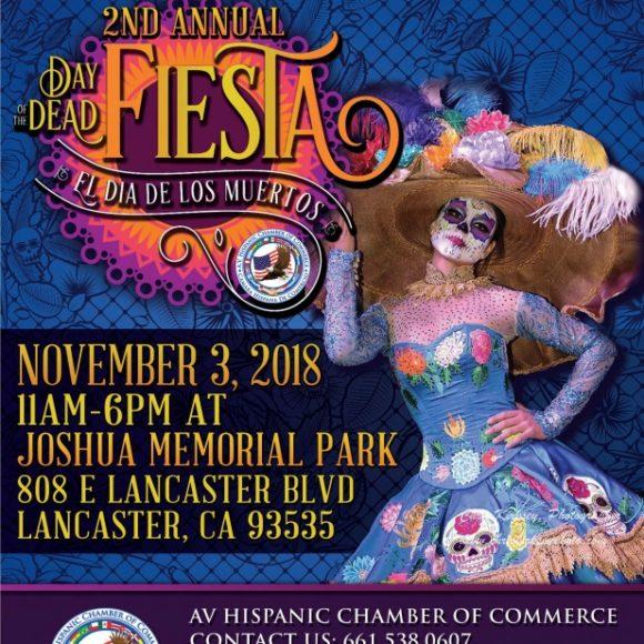 2nd Annual AVHCC Dia De Los Muertos Event